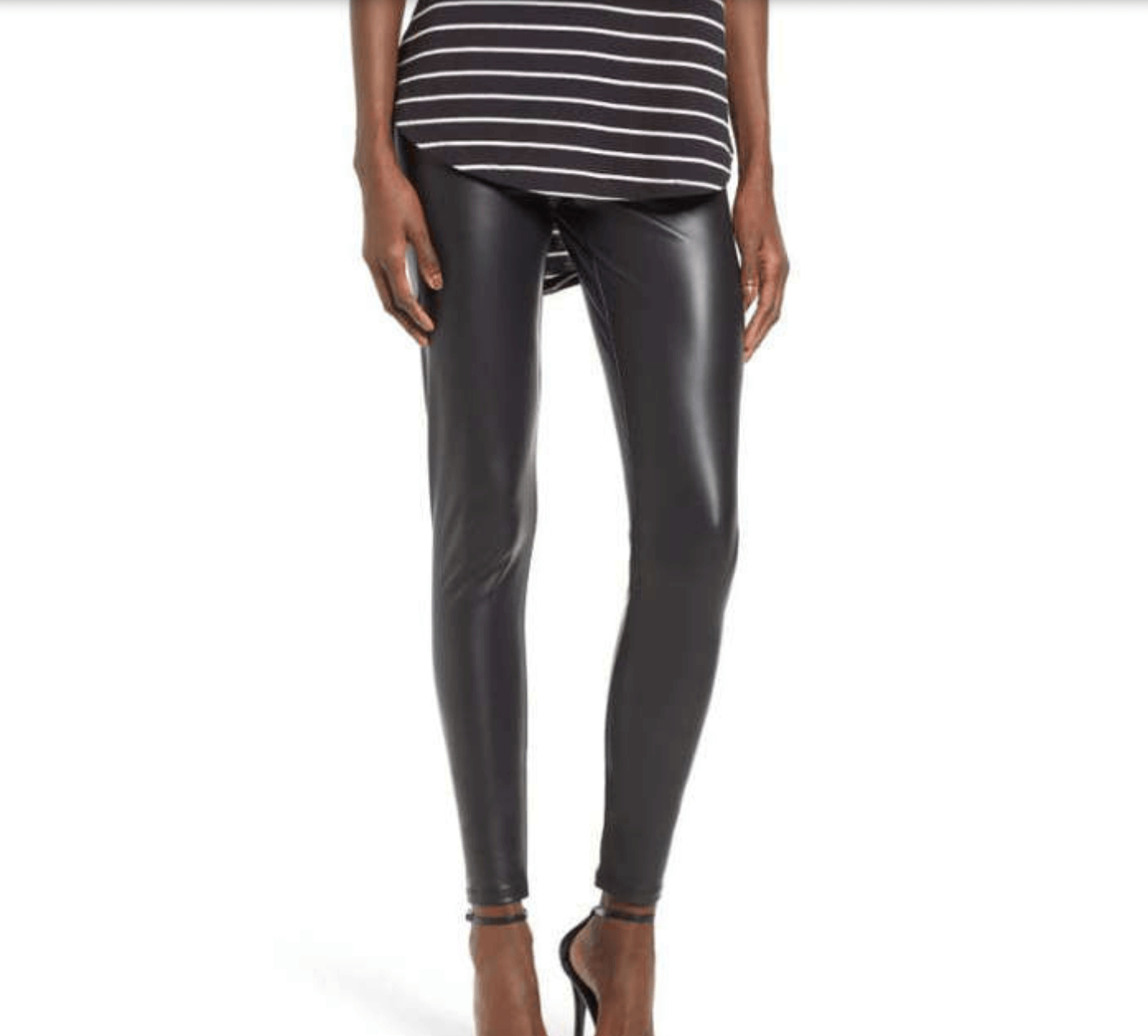 b20bd7659284ce 10 Best Faux Leather Leggings That Look Just Like The Real Thing