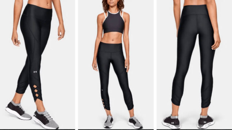 f491005647b89 Under Armour UA Anklette Women's Capris Leggings