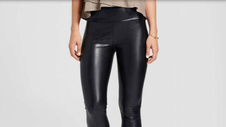 2ef6582092b39f 10 Best Faux Leather Leggings That Look Just Like The Real Thing
